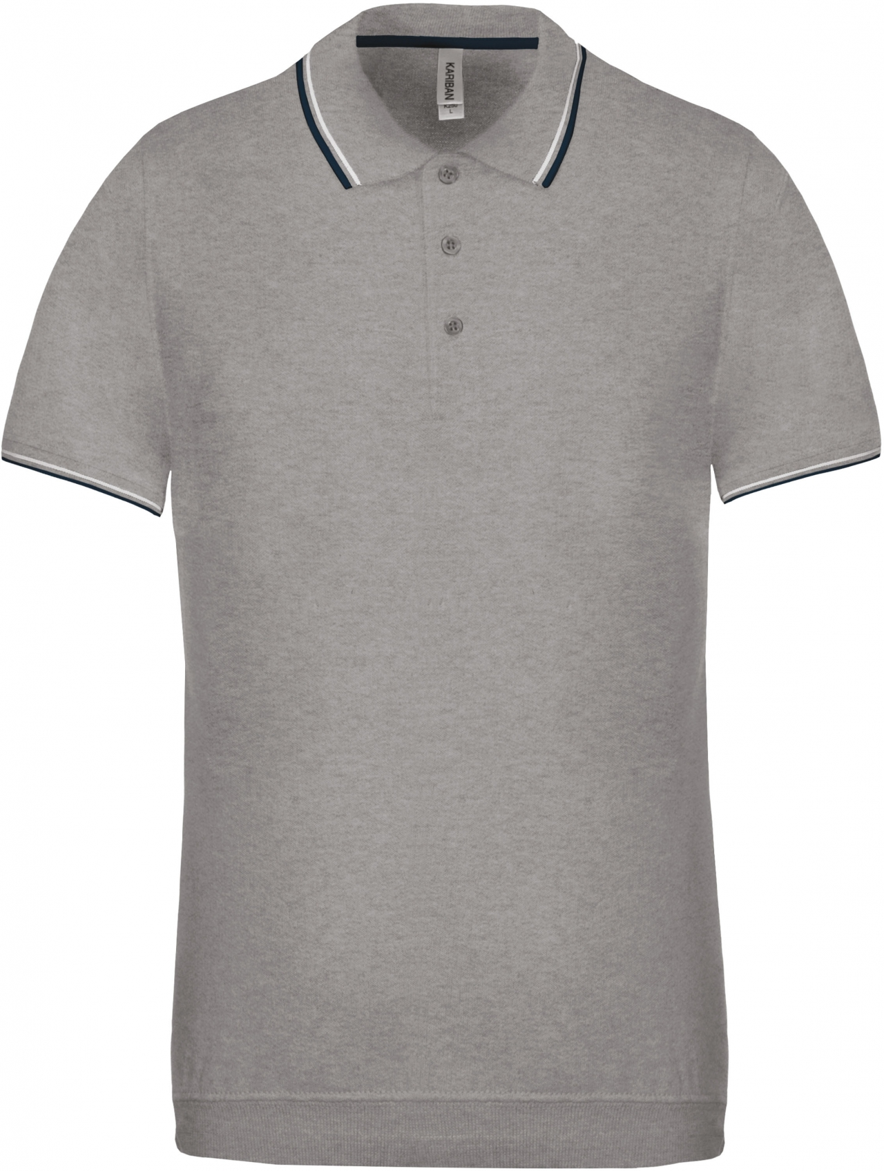 Oxford Grey / Navy / White