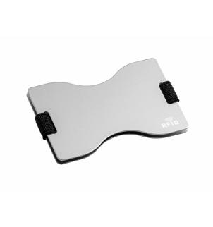 MULLER. Porte-cartes avec sécurité RFID