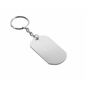 STITCH. Porte-clés en aluminium