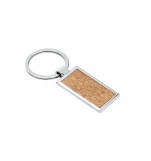 RALDIC. Porte-clés en liège et métal