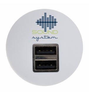 CHARGEUR SECTEUR DOUBLE USB