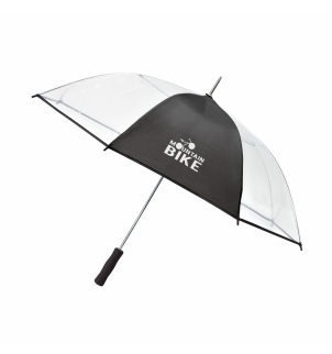 PARAPLUIE TRANSPARENT 23