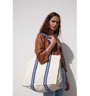 Sac Shopping fashion en coton biologique