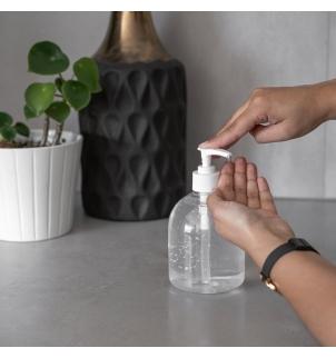 Flacon Gel hydroalcoolique 500 ml
