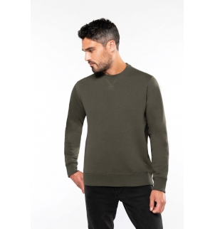 SWEAT-SHIRT COL ROND UNISEXE