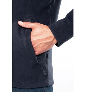 Falco > veste micropolaire zippée