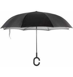 Parapluie inversé mains libres