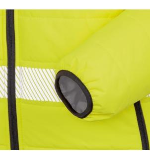 Veste de sécurité recyclée ripstop padded