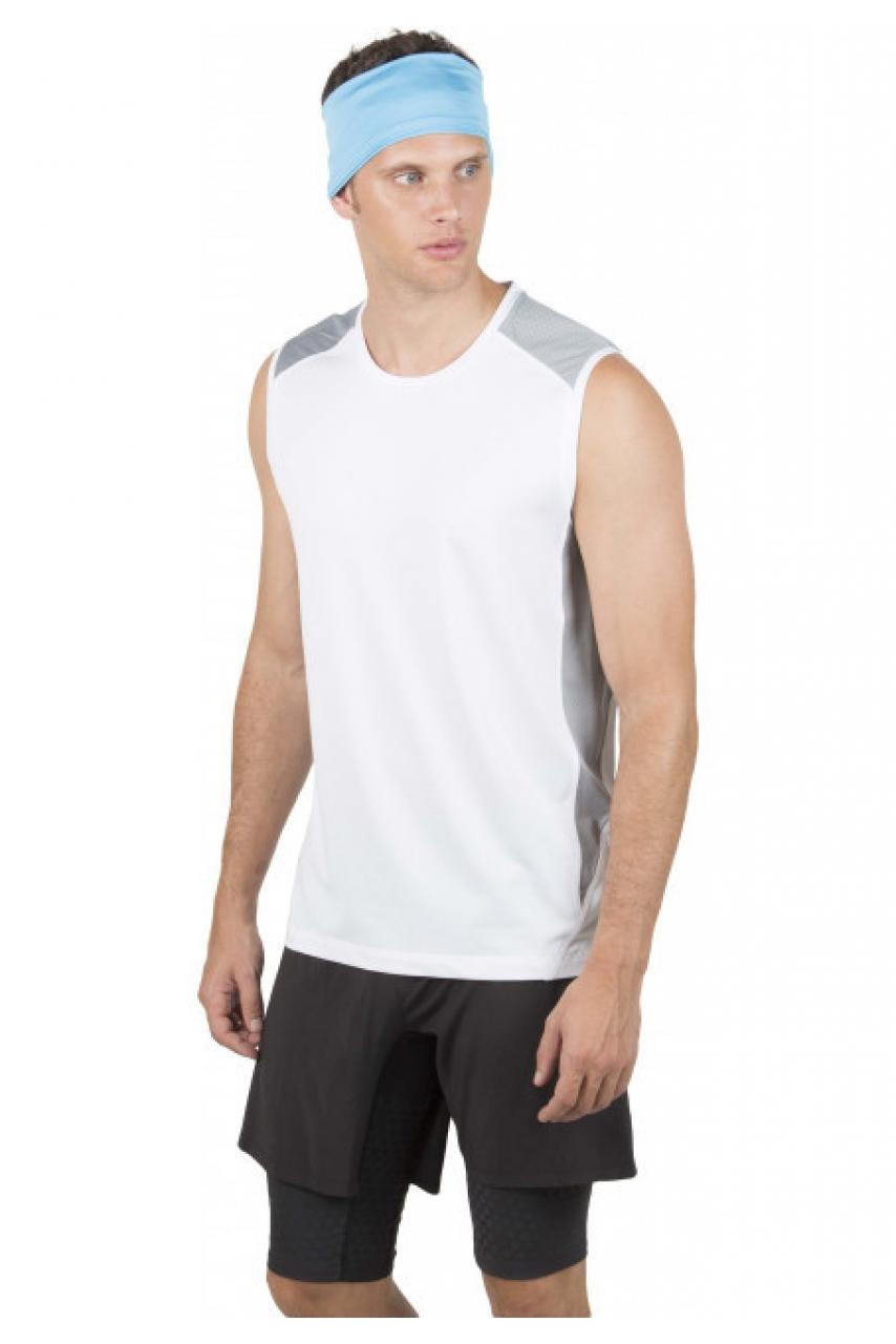 Bandeau en maille tricot