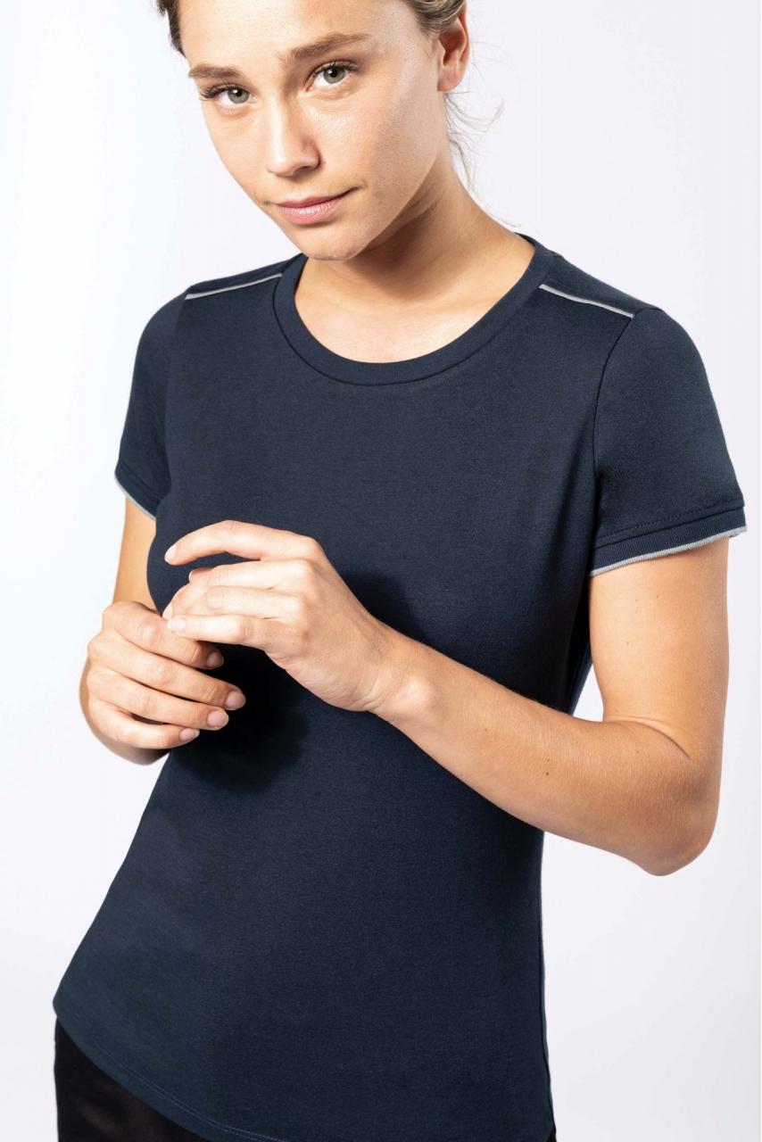 T-shirt DayToDay manches courtes femme