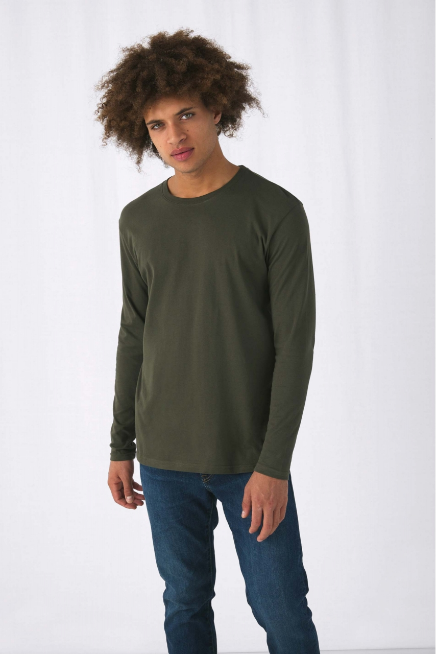T-shirt manches longues homme #E150