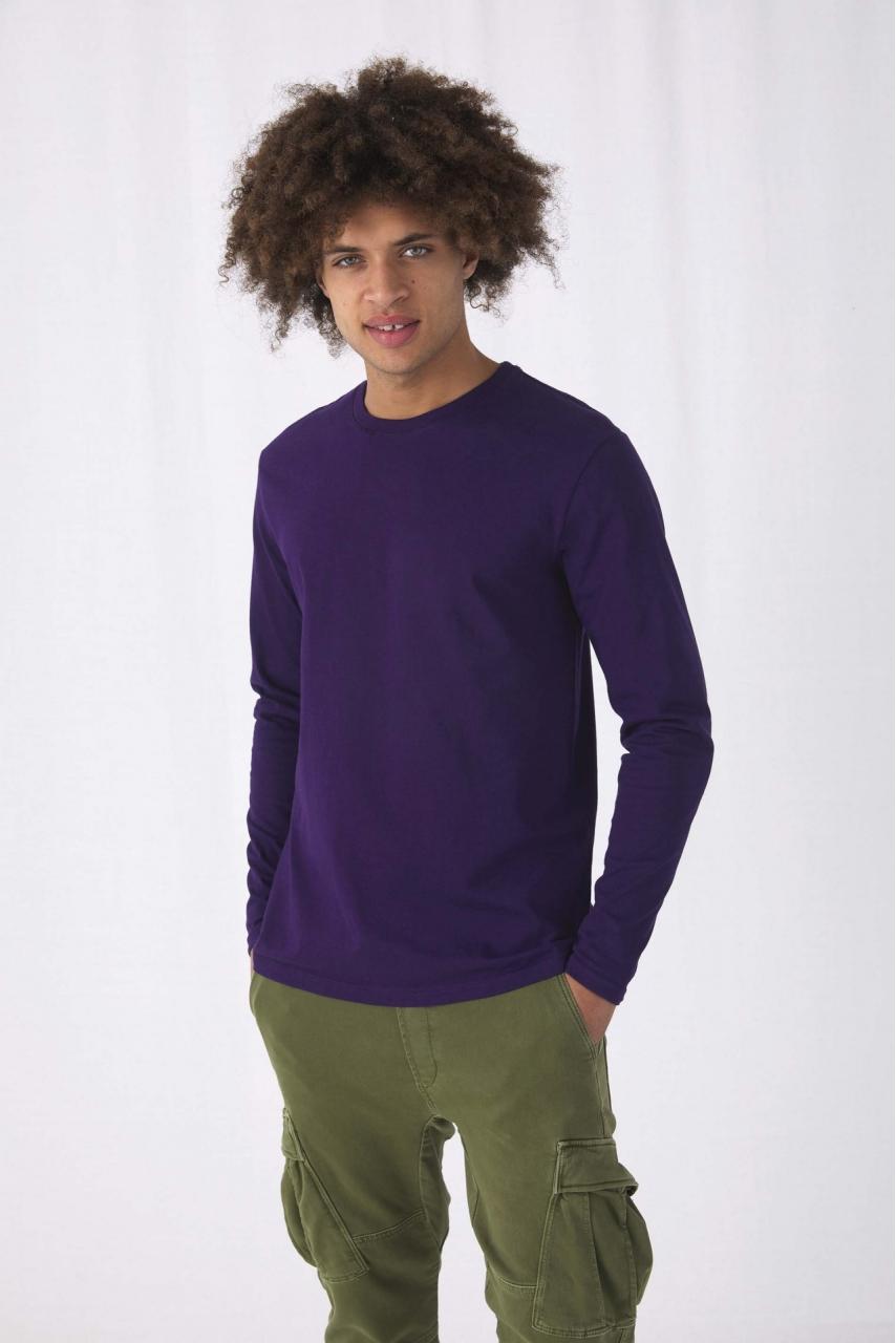 T-shirt homme manches longues #E190
