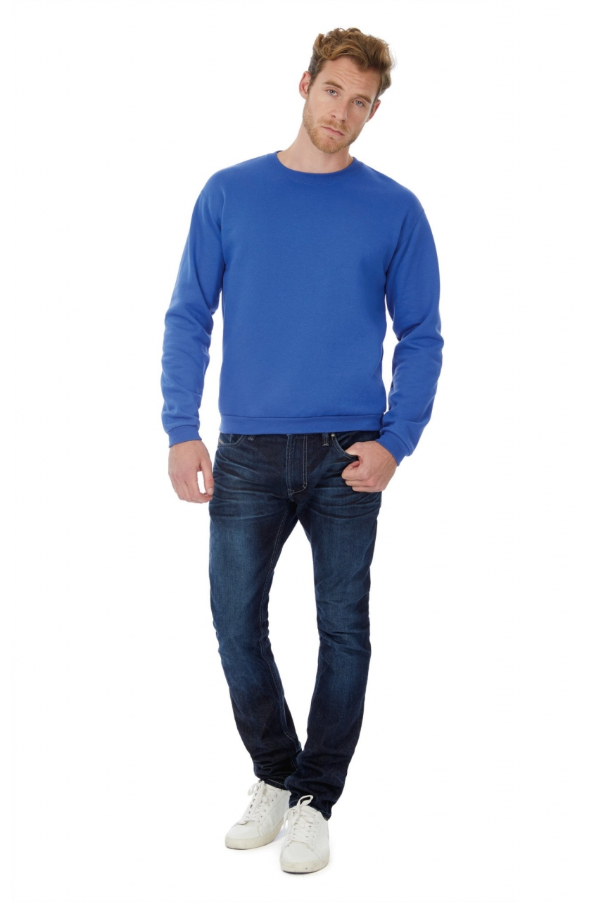 Sweatshirt col rond ID.202