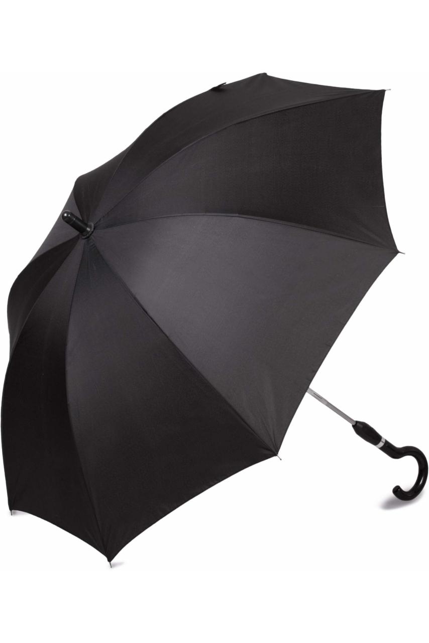 Parapluie mât coulissant