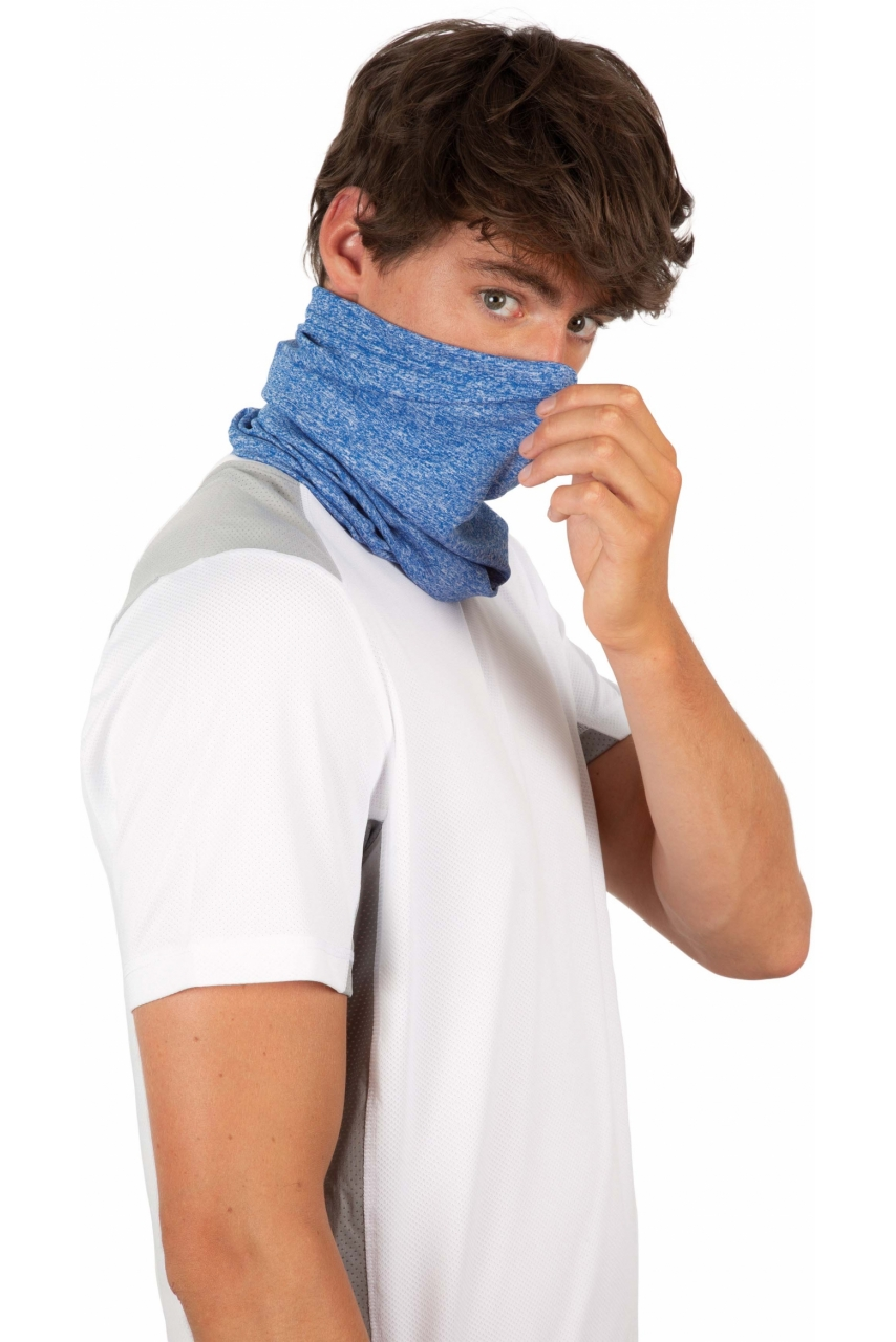 Bandeau multifonction en maille tricot