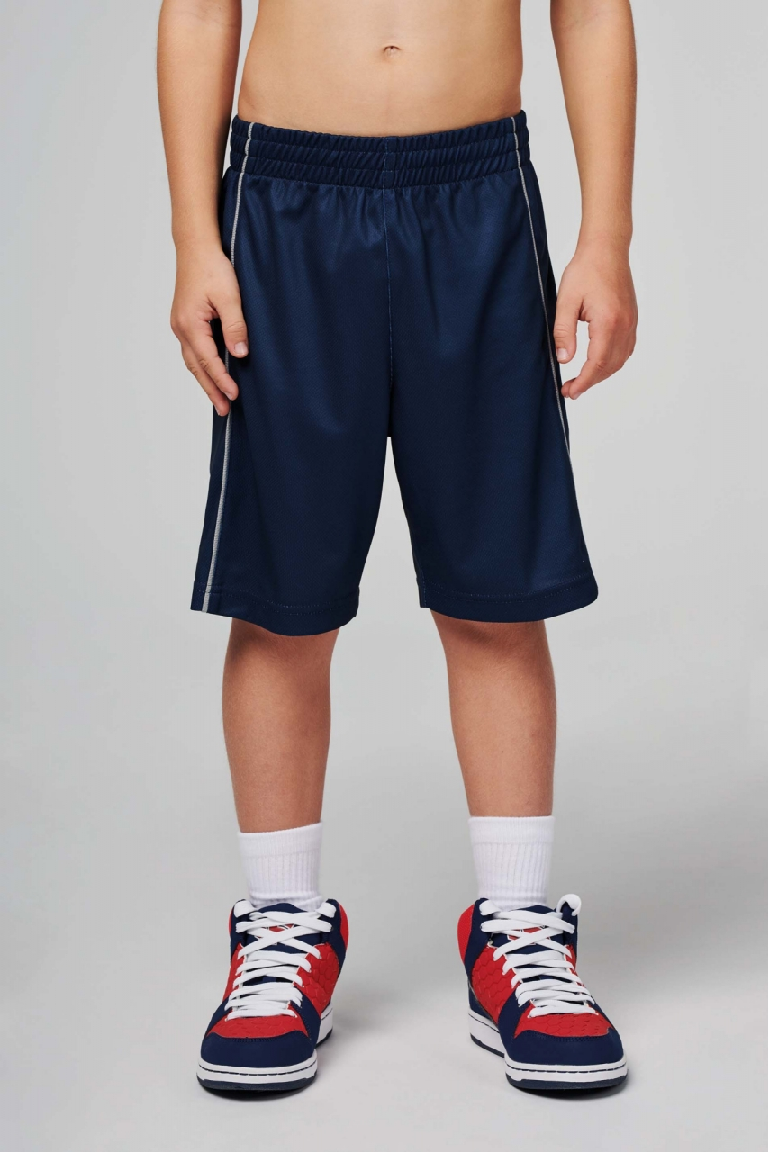 SHORT BASKET-BALL ENFANT