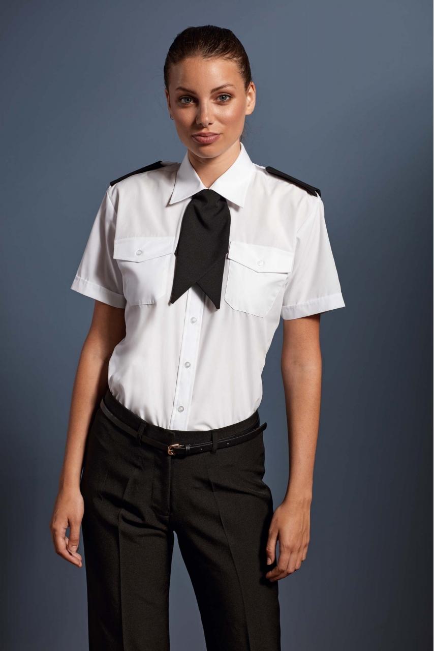 Chemise Femme manches courtes Pilote